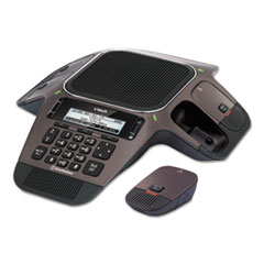 VTE VCS754 Vtech ErisStation Conference Phone with Wireless Mics VTEVCS754