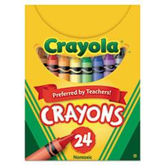 CYO 520024 Crayola Classic Color Crayons CYO520024