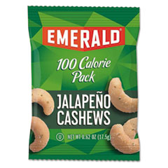 DFD 33625 Emerald 100 Calorie Pack Nuts DFD33625
