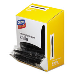 DXE KM5W540PK Dixie Grab'N Go Wrapped Cutlery DXEKM5W540PK