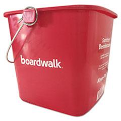BWK KP196RD Boardwalk Bucket BWKKP196RD