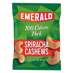 DFD 33825 Emerald 100 Calorie Pack Nuts DFD33825