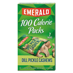 DFD 33525 Emerald 100 Calorie Pack Nuts DFD33525