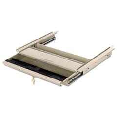 HON D2Q HON Center Drawer for Single Pedestal Desks and Credenzas HOND2Q