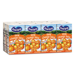 OCS 23856 Ocean Spray Aseptic Juice Boxes OCS23856