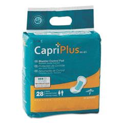MII BCPE02 Medline Capri Plus Bladder Control Pads MIIBCPE02