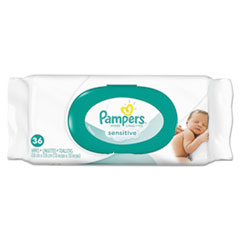 PGC 17116CT Pampers Sensitive Baby Wipes PGC17116CT