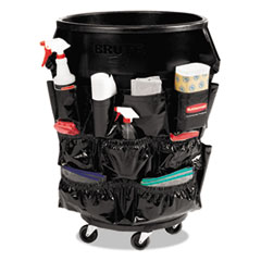 RCP 1867533CT Rubbermaid Commercial Brute Caddy Bag RCP1867533CT