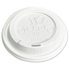 WCP DL18 WinCup Plastic Lids for Foam Cups WCPDL18