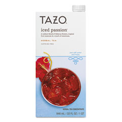 SBK 11041593EA Tazo Iced Tea Concentrates SBK11041593EA