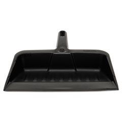 RCP 2005CHA Rubbermaid Commercial Heavy-Duty Dust Pan RCP2005CHA