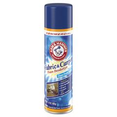 CDC 3320000514EA Arm & Hammer Fabric and Carpet Foam Deodorizer CDC3320000514EA