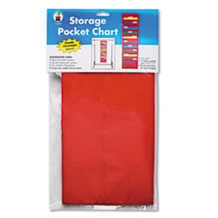 CDP CD5653 Carson-Dellosa Publishing Storage Pocket Chart CDPCD5653