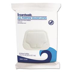 BWK 359WPK Boardwalk Premoistened Personal Washcloths BWK359WPK
