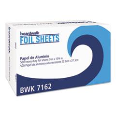 BWK 7162 Boardwalk Standard Aluminum Foil Pop-Up Sheets BWK7162