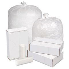 PIT H303716C Pitt Plastics High Density Can Liners PITH303716C