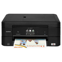 BRT MFCJ880DW Brother Work Smart MFC-J880DW Compact and Easy-to-Connect Color Inkjet All-in-One BRTMFCJ880DW