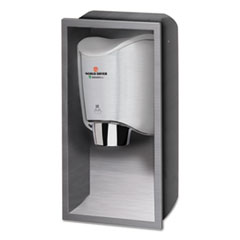 WRL KKR973 WORLD DRYER SMARTdri Hand Dryer Recess Kit WRLKKR973