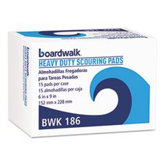 BWK 186 Boardwalk Heavy-Duty Scour Pad BWK186