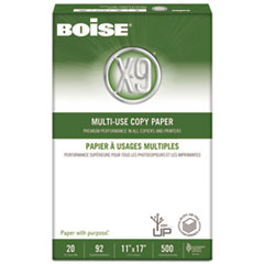CAS OX9007 Boise X-9 Multi-Use Copy Paper CASOX9007
