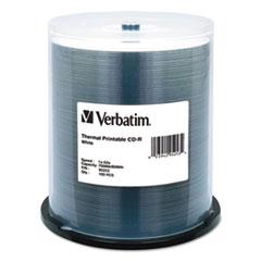 VER 95253 Verbatim CD-R DataLifePlus Printable Recordable Disc VER95253