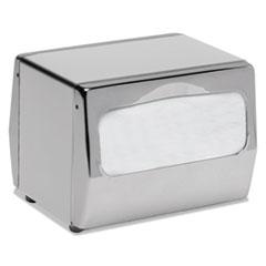 SJM H4001XC San Jamar  Countertop Napkin Dispenser SJMH4001XC