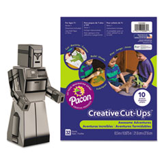 PAC 1000085 Pacon Creative Cut Ups PAC1000085
