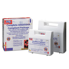 FAO 228CP First Aid Only 50-Person Complete First Aid Kit FAO228CP