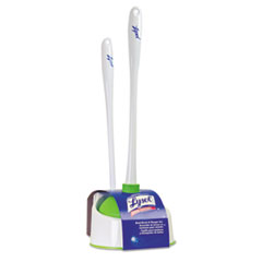 QCK 57365 LYSOL Brand Bowl Brush with Plunger and Caddy QCK57365