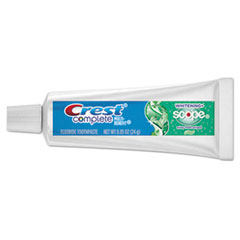 PGC 40162 Crest Complete Whitening Toothpaste + Scope PGC40162