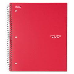 MEA 72053 Five Star Wirebound Notebook MEA72053