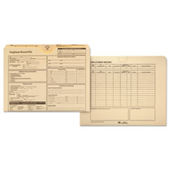 QUA 69998 Quality Park Employee Record Folder QUA69998