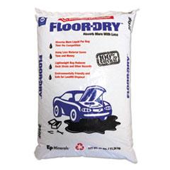MOL 9825 Floor-Dry DE Premium Oil Absorbent MOL9825