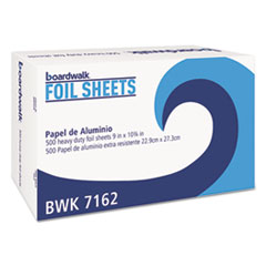 BWK 7162BX Boardwalk Pop-Up Aluminum Foil Sheets BWK7162BX