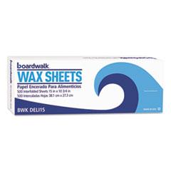 BWK DELI15BX Boardwalk Interfold-Sheet Deli Paper BWKDELI15BX