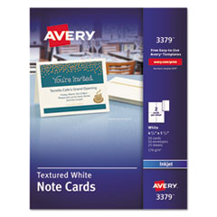 AVE 3379 Avery Note Cards with Matching Envelopes AVE3379