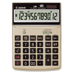 CNM 1072B008 Canon TS1200TG Desktop Calculator CNM1072B008