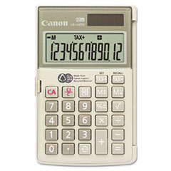 CNM 1075B004 Canon LS154TG Handheld Calculator CNM1075B004