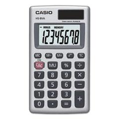 CSO HS8VA Casio HS-8VA Handheld Calculator CSOHS8VA