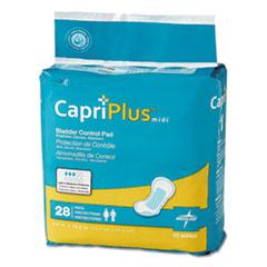 MII BCPE02CT Medline Capri Plus Bladder Control Pads MIIBCPE02CT