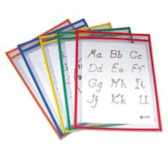 CLI 40630 C-Line Reusable Dry Erase Pockets CLI40630