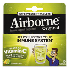 ABN 30006 Airborne Immune Support Effervescent Tablet ABN30006