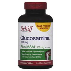 SFS 11019 Schiff Glucosamine Plus MSM Tablet SFS11019