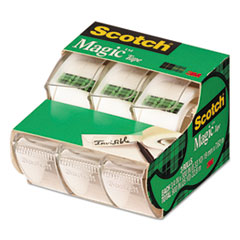 MMM 3105 Scotch Magic Tape in Handheld Dispenser MMM3105