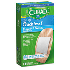 MII CUR5003 Curad Ouchless! Flex Fabric Bandages MIICUR5003