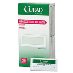 MII CUR015408 CURAD Hydrocortisone Cream MIICUR015408