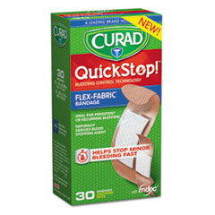 MII CUR5245 Curad QuickStop! Flex Fabric Bandages MIICUR5245
