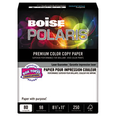 CAS BCC8011 Boise POLARIS Premium Color Copy Paper CASBCC8011