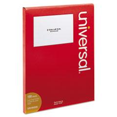 UNV 80206 Universal White Labels UNV80206