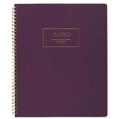 MEA 49567 Cambridge Jewel Tone Notebook MEA49567